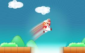 mario leap of faith