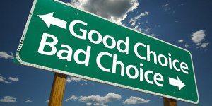 Why do we actively choose what we know to be bad for us?