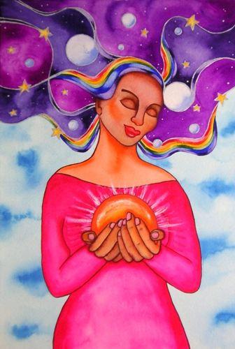 Practicing Tarot with a Heart of Healing | joyful cacophony