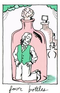 4 of Bottles